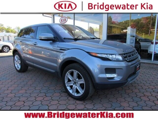 2012 Land Rover Range Rover Evoque Pure Premium 4WD, Navigation, Rear-View Camera, Meridian Surround Sound, Heated Leather Seats, Panorama Sunroof, 19-Inch Alloy Wheels, Bridgewater NJ