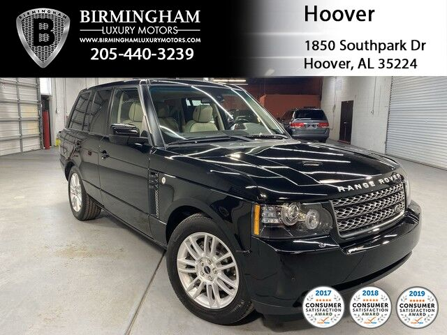 2012 Land Rover Range Rover HSE Hoover AL