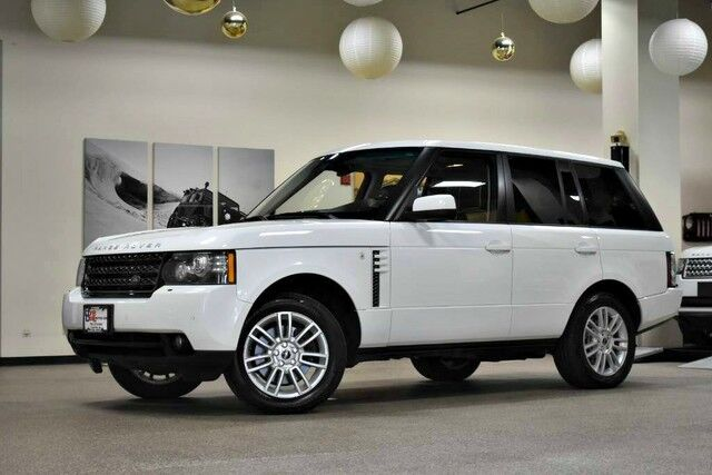 2012 Land Rover Range Rover HSE Boston MA