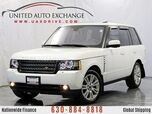 2012 Land Rover Range Rover HSE LUX 4WD
