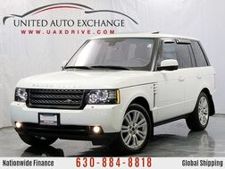 2012_Land Rover_Range Rover_HSE LUX 4WD_ Addison IL
