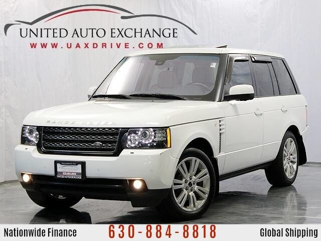 2012 Land Rover Range Rover HSE LUX 4WD Addison IL
