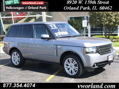 2012_Land Rover_Range Rover_HSE LUX_ Orland Park IL