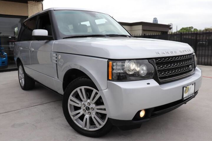 2012 Land Rover Range Rover HSE LUX PKG, 1 OWNER,CLEAN CARFAX,SHOWROOM! Houston TX