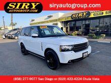 2012_Land Rover_Range Rover_HSE LUX_ San Diego CA