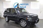 2012 Land Rover Range Rover HSE LUX Silver Pkg Luxury Interior Pkg