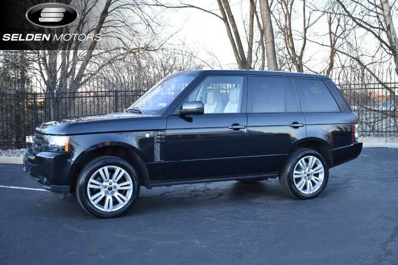 2012 Land Rover Range Rover HSE LUX Willow Grove PA