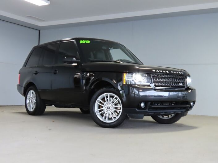 2012 Land Rover Range Rover HSE Merriam KS