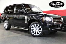 2012 Land Rover Range Rover LUX Supercharged 4dr Suv