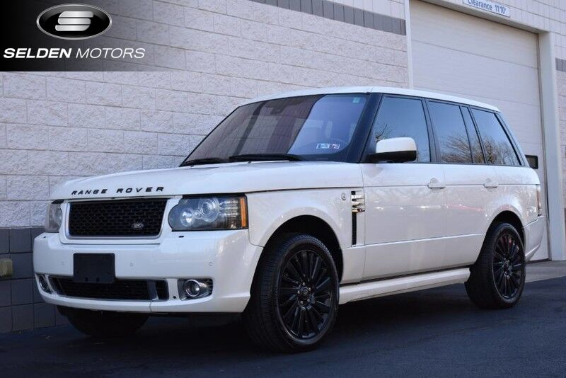 2012 Land Rover Range Rover SC Autobiography Willow Grove PA