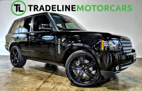2012_Land Rover_Range Rover_SC NAVIGATION, HEATED/COOLED SEATS, REAR VIEW CAMERA AND MUCH MORE!!!_ CARROLLTON TX