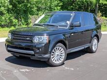 2012_Land Rover_Range Rover Sport_4WD 4dr HSE_ Cary NC