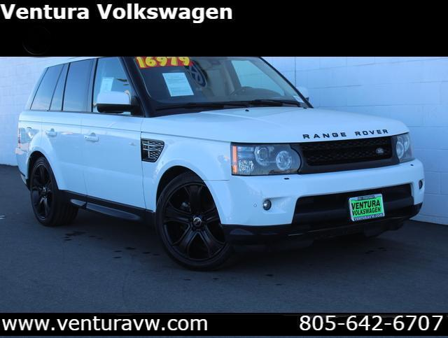 2012 Land Rover Range Rover Sport 4WD 4dr HSE LUX Ventura CA