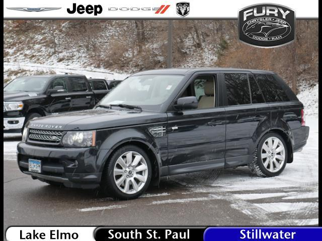 2012 Land Rover Range Rover Sport 4WD 4dr SC St. Paul MN