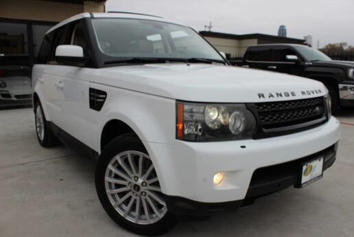 2012 Land Rover Range Rover Sport HSE 1 OWNER CLEAN CARFAX Houston TX