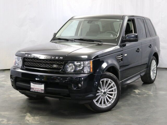2012 Land Rover Range Rover Sport HSE AWD Addison IL