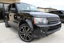 Land Rover Range Rover Sport HSE GT Limited Edition CLEAN CARFAX TEXAS BORN 2012