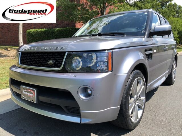 2012 Land Rover Range Rover Sport HSE GT Limited Edition Charlotte NC