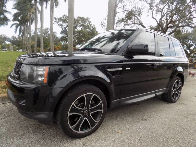 2012 Land Rover Range Rover Sport HSE Hollywood FL
