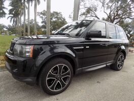 2012_Land Rover_Range Rover Sport_HSE_ Hollywood FL