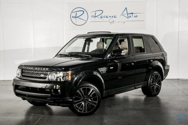 2012 Land Rover Range Rover Sport HSE Luxury Black-Out Pkg The Colony TX