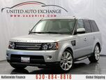 2012 Land Rover Range Rover Sport Supercharged 4WD
