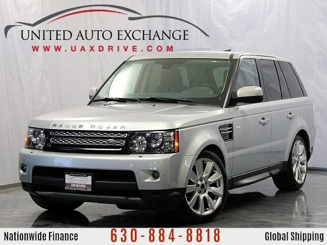 2012 Land Rover Range Rover Sport Supercharged 4WD Addison IL