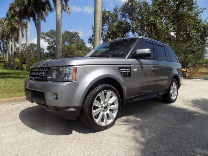 2012 Land Rover Range Rover Sport Supercharged Hollywood FL