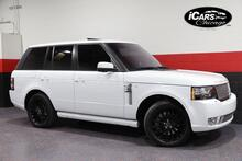 2012 Land Rover Range Rover Supercharged Autobiography 4dr Suv