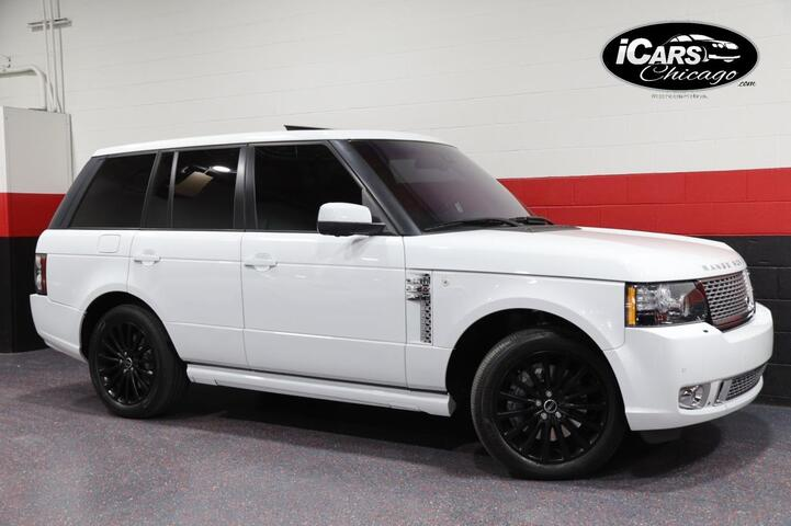 2012 Land Rover Range Rover Supercharged Autobiography 4dr Suv Chicago IL