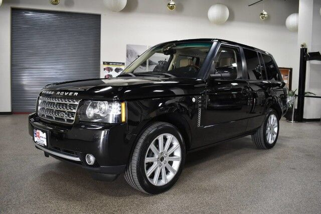 2012 Land Rover Range Rover Supercharged Boston MA
