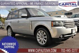 2012_Land Rover_Range Rover_Supercharged_ Chantilly VA