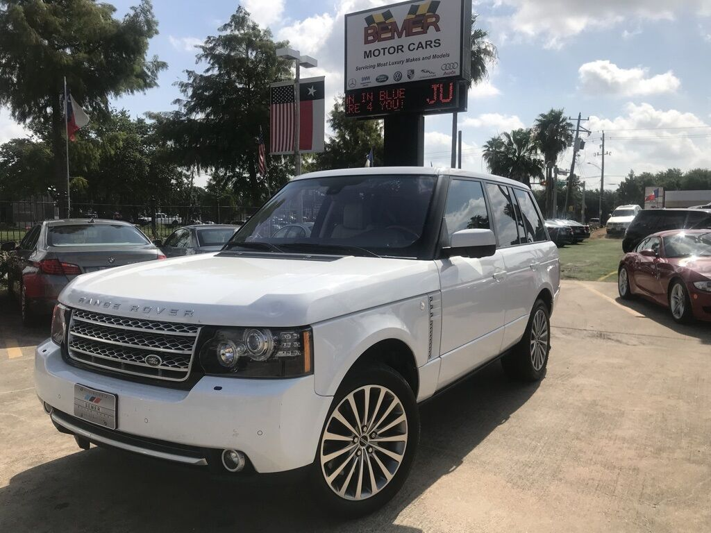 2012_Land Rover_Range Rover_Supercharged_ Houston TX