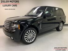 2012_Land Rover_Range Rover_Supercharged Silver Pack Pkg One Owner low miles Clean Carfax_ Addison TX