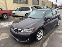 2012_Lexus_CT 200h__ Cleveland OH