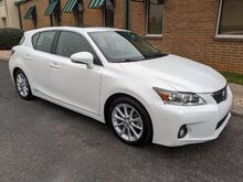 2012_Lexus_CT 200h_Base_ Knoxville TN