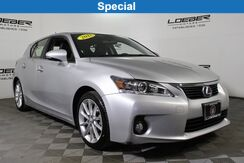 2012_Lexus_CT_200h premium_ Chicago IL
