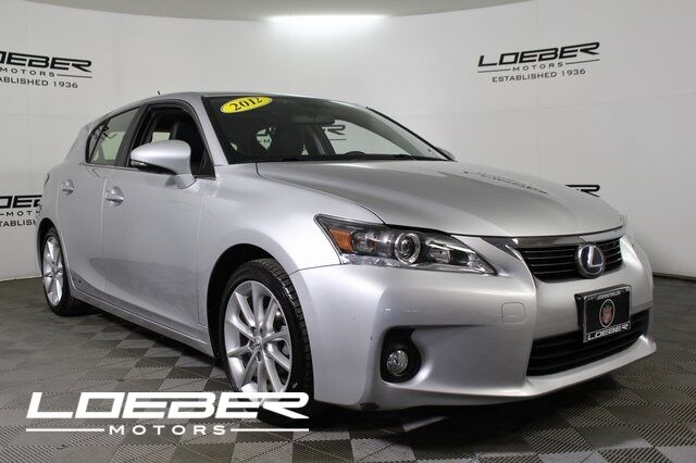 2012 Lexus CT 200h premium Chicago IL