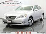 2012 Lexus ES 350 3.5L V6 Engine FWD w/ Sunroof, Navigation, Bluetooth Wireless Te