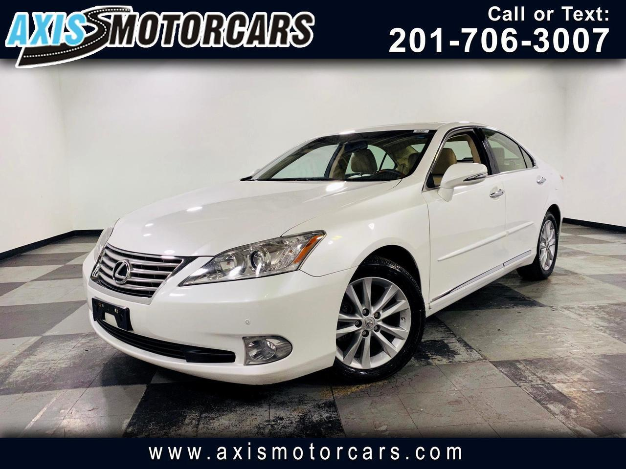 2012 Lexus ES 350 4dr Sdn Jersey City NJ