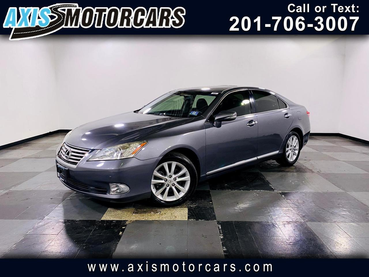 2012 Lexus ES 350 4dr w/Sunroof Jersey City NJ