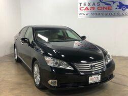2012_Lexus_ES 350_INTUITIVE PARK ASSIST SUNROOF LEATHER HEATED AND VENTILATED SEATS KEYLESS START_ Carrollton TX