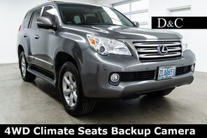 2012_Lexus_GX_460 4WD Climate Seats Backup Camera_ Portland OR