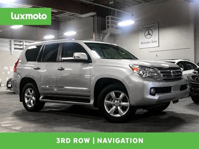 Lexus 3Rd Row >> 2012 Lexus Gx 460 Awd 3rd Row Navigation Climate Seats Back Up Cam