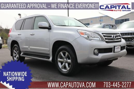 2012 Lexus GX 460 Premium Chantilly VA