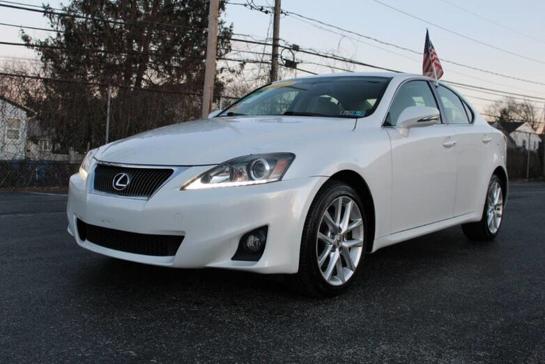 2012 Lexus IS 250  New Castle DE