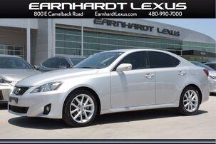 2012_Lexus_IS 250__ Phoenix AZ