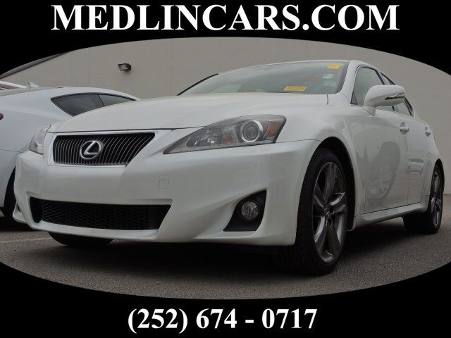 2012 Lexus IS 250 250 Wilson NC