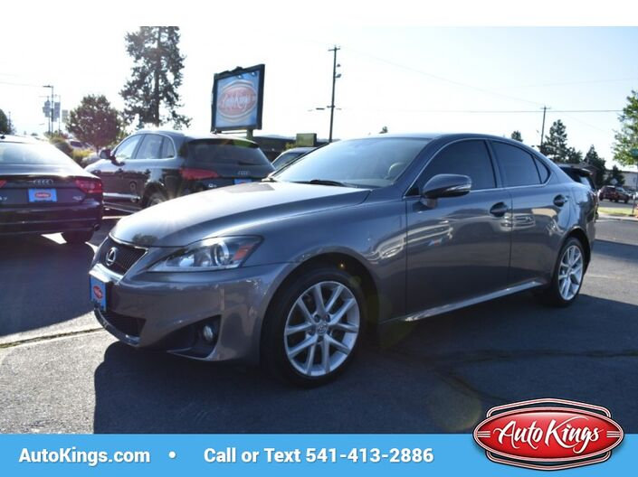 2012 Lexus IS 250 AWD Bend OR