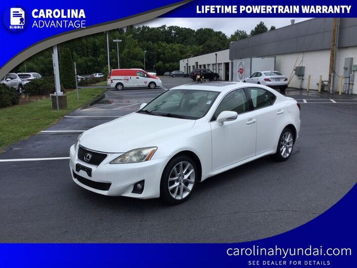 2012 Lexus IS 250 High Point NC